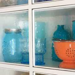 End Kitchen Cabinet Black Cabinets For Sale Sara's Tour: Part 1 - Our Best Bites