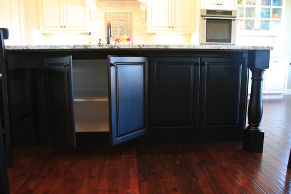 best kitchen island antiquing cabinets sara's tour: part 1 - our bites