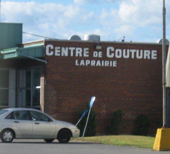Centre De Couture Laprairie La Prairie QC  Ourbis
