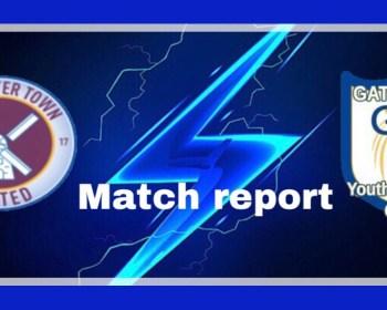 Gatcliffe match report