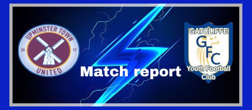 Gatcliffe match report