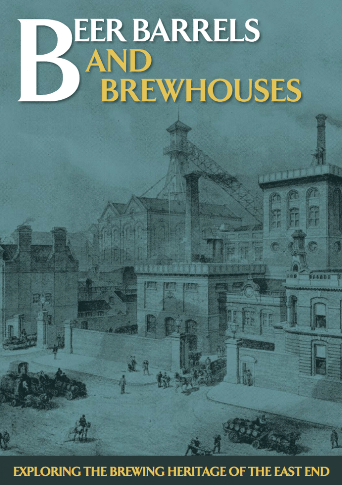 Beer Barrels and Brewhouses booklet