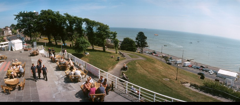 View from Cliffs Pavilion