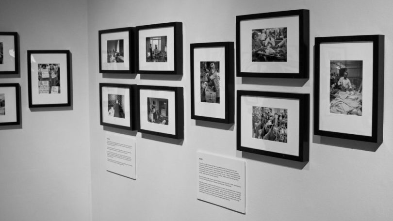 Exhibition of Neil Martinson's photos of the 1970s & 80s in Hackney Museum