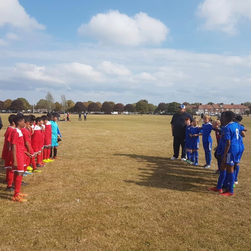 Gatcliffe Whites v Frenford FC team lineup