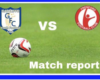 Gatcliffe Whites V Frenford FC match report