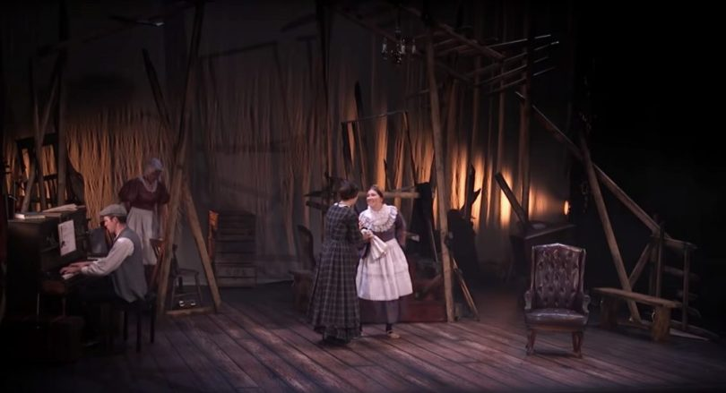 Jane Eyre from Blackeyed Theatre