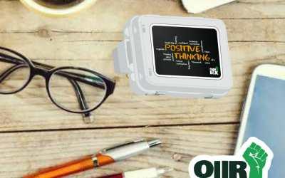 Porta Comprimido Clip Magnético imã OurBox
