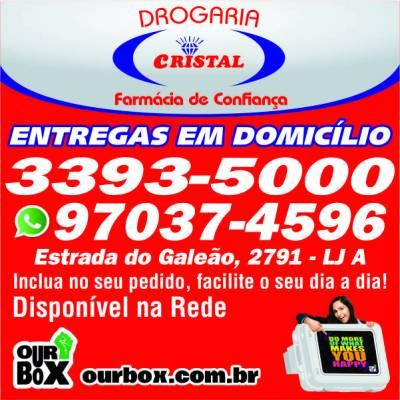CRISTAL GALEÃO 2791