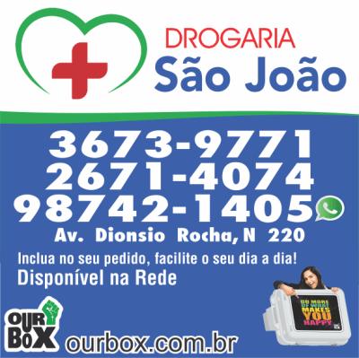 DROG SÃO JOÃO