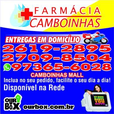 FARMACIA CAMBOINHAS