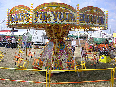 Old Tyme Funfairs  Funfair hire in South Ockendon Essex