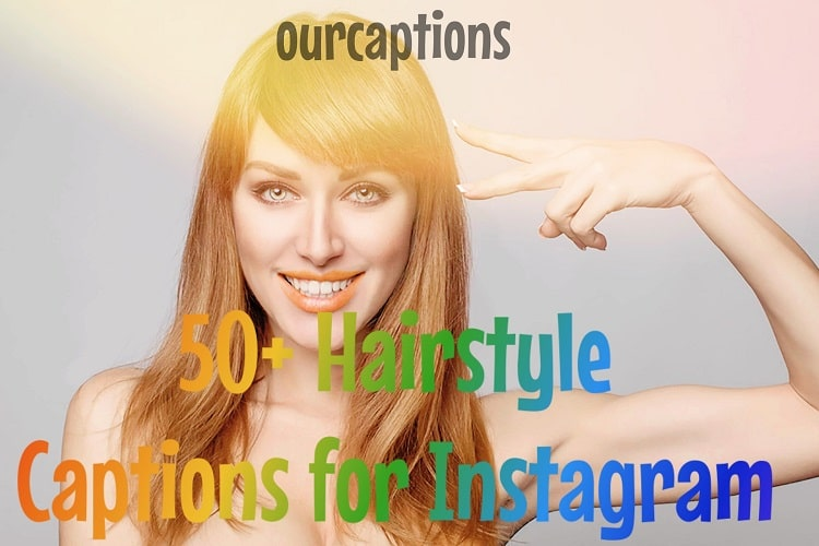 Short Hairstyle Captions for Instagram