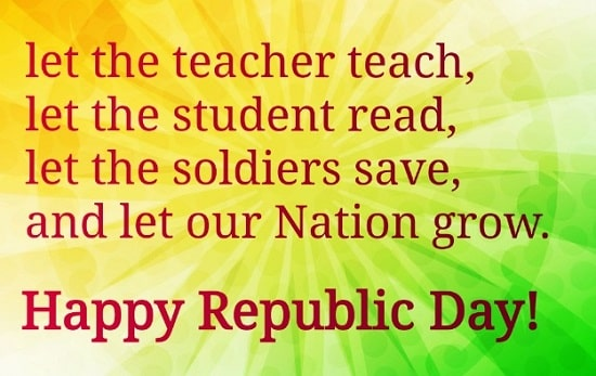 [BEST 50+] Republic Day Wishes, Quotes, and Greeting
