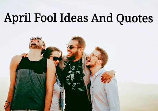 april fool ideas