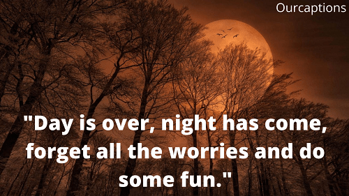 best goodnight quotes and captions