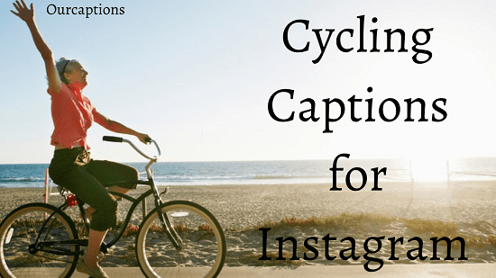 Cycling captions for Instagram