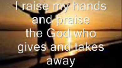 Photo of Casting Crowns – Praise You In This Storm