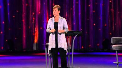 Photo of Joyce Meyer – It's Time to Invest in Yourself