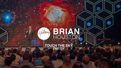Photo of Brian Houston – Touch The Sky, Pt1