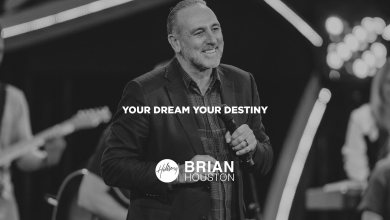 Photo of Brian Houston – Your Dream Your Destiny