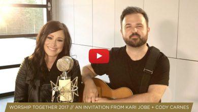Photo of Worship Together 2017 // An Invitation from Kari Jobe