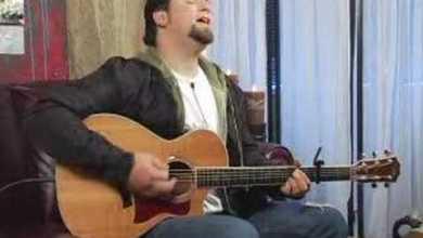Photo of Brenton Brown // Everlasting God // New Song Cafe (w/ Chris Tomlin)