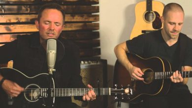 Photo of Chris Tomlin // The Cross of Christ // New Song Cafe