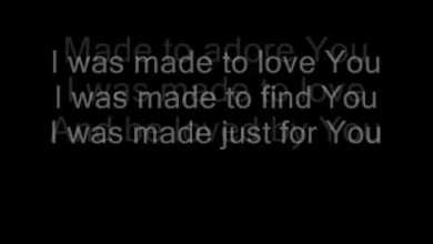 Photo of tobymac-Made To Love with lyrics