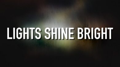 Photo of Lights Shine Bright – [Lyric Video] TobyMac (feat. Hollyn)