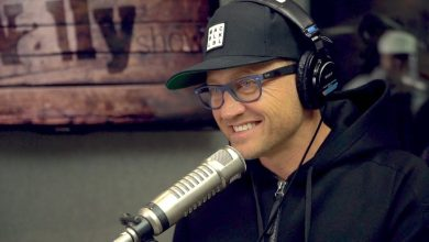 Photo of tobyMac on The Wally Show