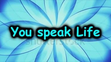 """Photo of """"Speak Life"""" TobyMac w/ Lyrics"""