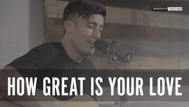 Photo of How Great Is Your Love // Phil Wickham // New Song Cafe