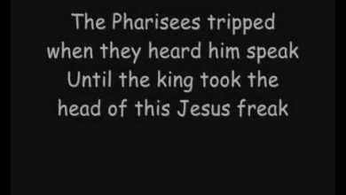 Photo of TobyMac – Jesus Freak (Lyrics)