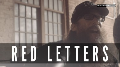 Photo of Red Letters // Crowder // New Song Cafe