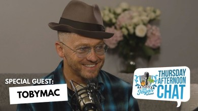 Photo of TobyMac | Thursday Afternoon Chat with Jayar