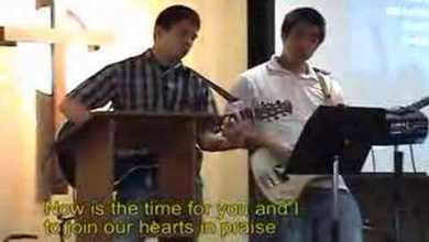 Photo of (Let Us Be)  One Voice – Integrity's Hosanna! Music (Cover)