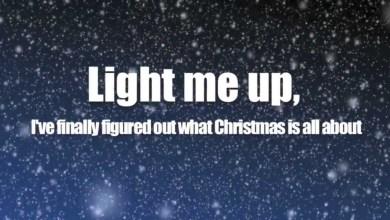 Photo of Owl City – Light of Christmas ft. TobyMac (Lyric Video)