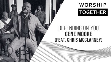 Photo of Depending On You // Gene Moore (feat. Chris McClarney) // New Song Cafe