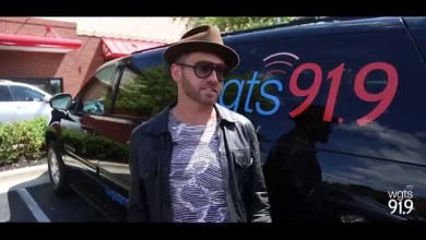 Photo of TobyMac does the Drive-thru Difference