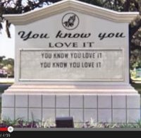 Church Signs - Robin Thick Blurred Lines Parody