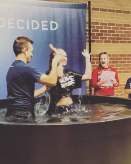 """""""Baptism Stories"""" by Kaitlin Chappell"""