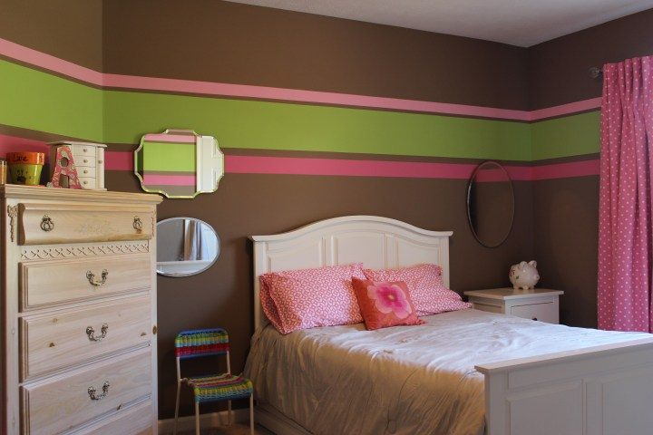 Our Corner of the World Blog | A Few Updates to the Little Girl Room