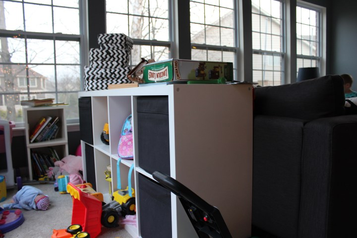 Our Corner of the World Blog | Our Playroom