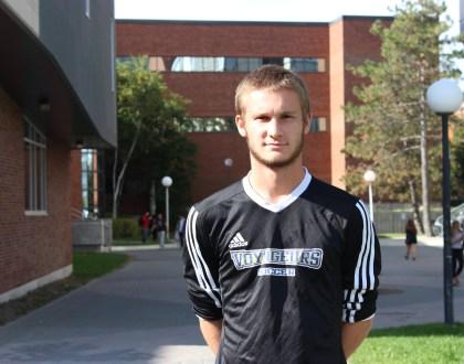 Varsity Athlete Profile: Liam Ezzard