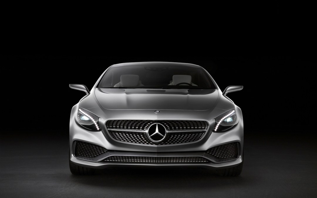 Introducing the new Mercedes Benz Concept S-Class Coupé