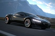New Acura NSX Among Featured Vehicles in Gran Turismo 6