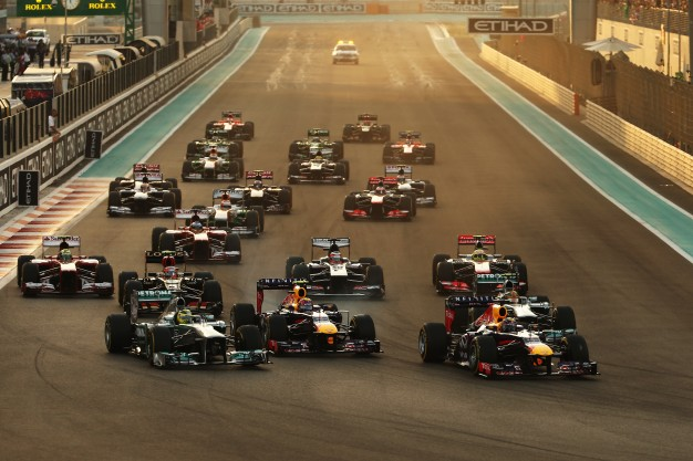 Formula 1 Has Some Creative Rule Changes in Mind for the Near Future
