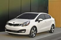 2014 Kia Rio Sedan Starts at $14,600, Rio Hatchback is $100 More