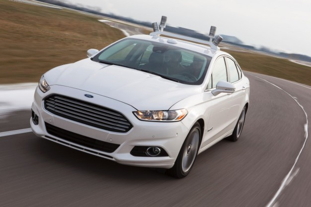 Look, Michigan, No Hands! Bill Passed to Legalize Autonomous-Vehicle Testing on Michigan Roads